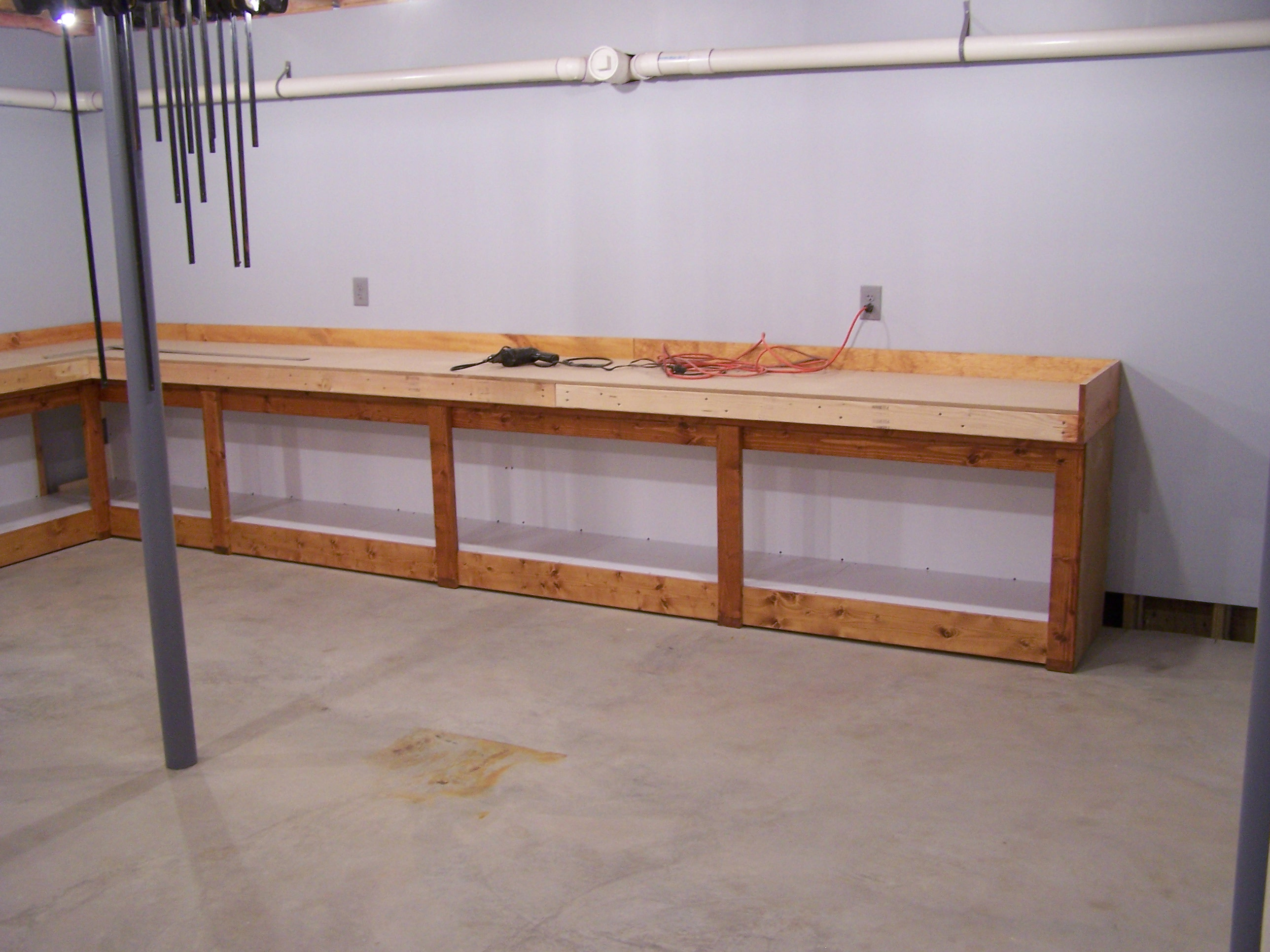 workbench progress update lk o. Black Bedroom Furniture Sets. Home Design Ideas
