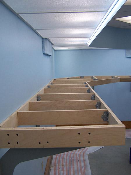 Benchwork Lumber Model Railroader Magazine Model