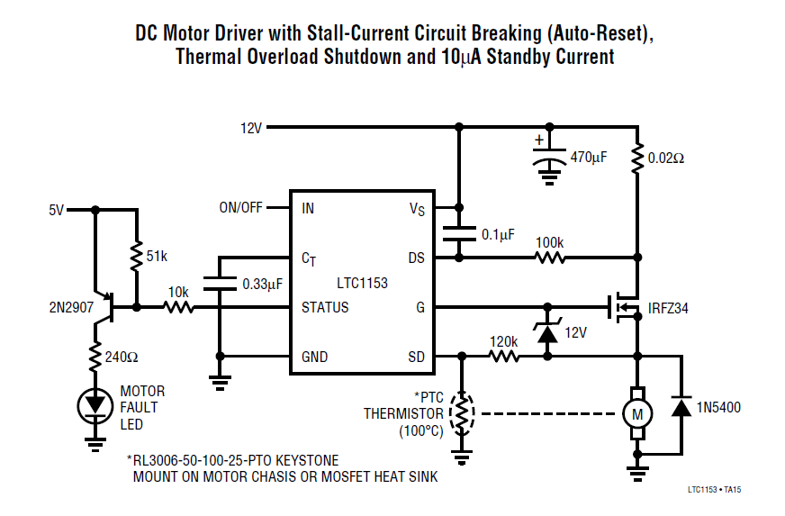 Circuit Breaker For Model Railroad