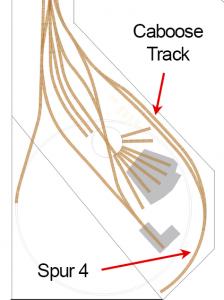caboose track