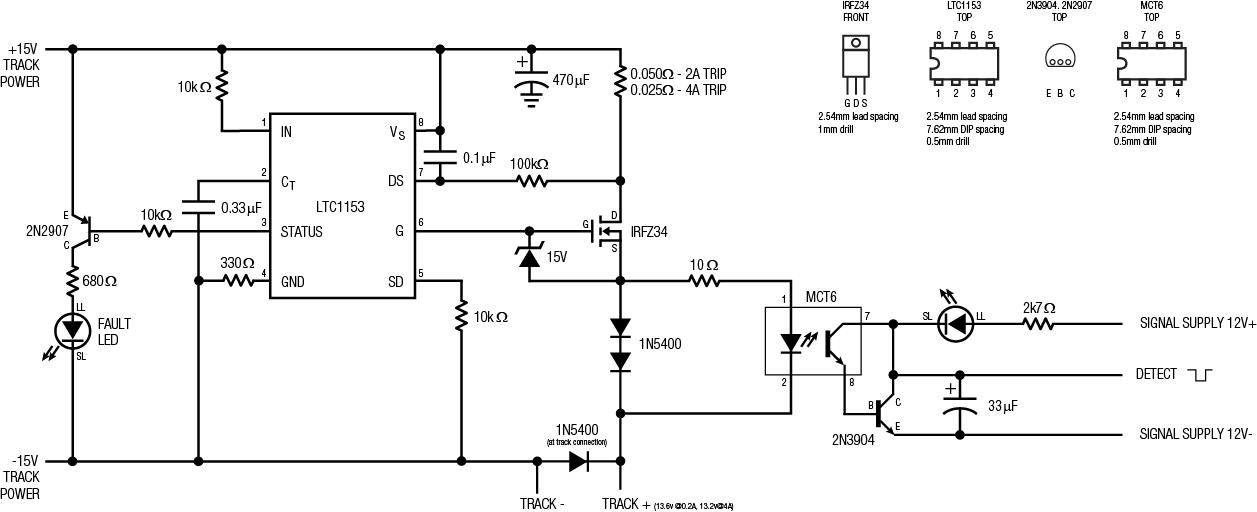Circuit Breaker and Block Detection Design « LK&O
