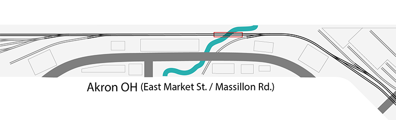 east market street illustration